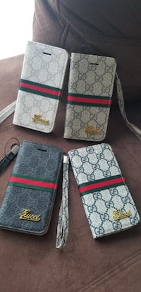 GUCCi WALLET PHONE CASE