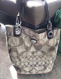 Coach Tote Los Angeles, 91601