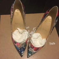 Christian Louboutin Trash Pump 43 km