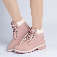 Lady ankle fashion boots