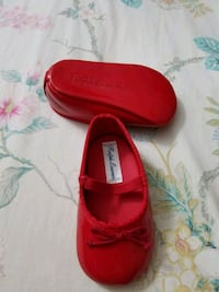 pair of red leather loafers Brooklyn, 11207