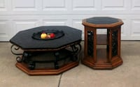 Set of two tables