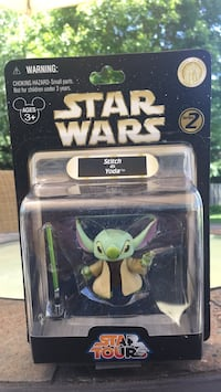 Star Wars Stitch as Yoda Gambrills, 21054