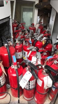 Fire extinguishers  Whitchurch-Stouffville, L4A