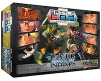 Battle Con: Fate of Indines (Stand-alone Dueling Card Game) Toronto, M5A 1N1