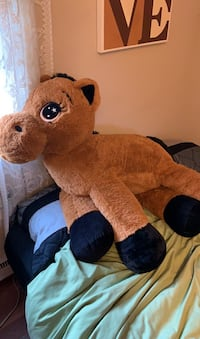 Soft Giant stuffed Horse