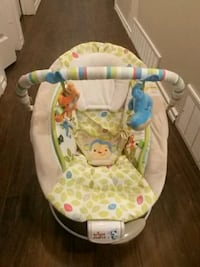 Baby seat and play mat  Edmonton, T5W 3M9