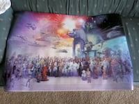 Star wars poster South Bend, 46615