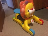 Lion riding or push-behind toy Omaha, 68138