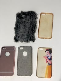 5 fundas iPhone 5s Puerto Real, 11510