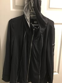 WOMENS ATHLETIC ZIP UP HOODIE*Pls Read description*! Springfield, R0E