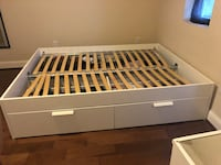 Bed frame with storage Baltimore, 21230