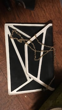 silver and black beaded necklace Conroe, 77304