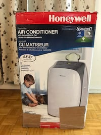 Portable Air Conditioner (3 in 1) never opened.