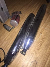 Motorcycle tailpipes Regina, S4T 1K6