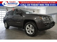 2015 Jeep Compass GRAY S Plainfield, 07080