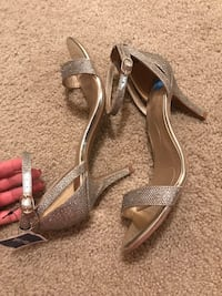 Wedding/Prom Shoes- Size 7.5 Sioux Falls, 57108