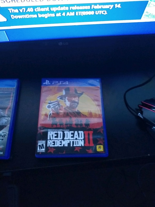 Ps4 Game For Sale.