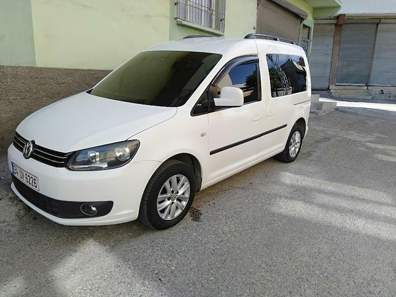 2013 Volkswagen Caddy 8bd033a7-f0be-46c7-afd9-29023b5bf6ae