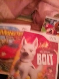 All wii games  Pharr, 78577