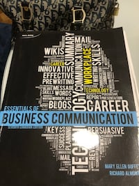 Essentials of Business Communication used but no sign of used like new  Toronto, M1J 1G6