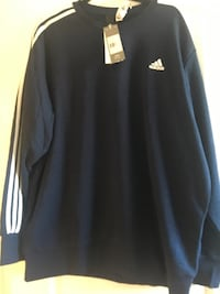 Adidas men's sweater xxl nwt price firm Calgary, T2A