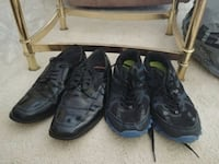 8 men dress shoes and sneakers Hesperia, 92345