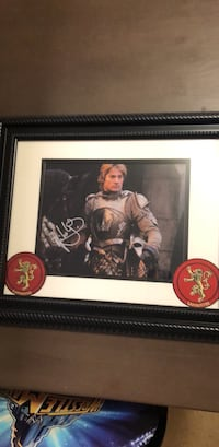 Game of Thrones Nikolaj Coster-Waldau  Autographed 8x10 with COA Sterling, 20166
