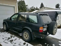 Nissan - Pathfinder - 1996 trades accepted! Lake Country, V4V 1M5