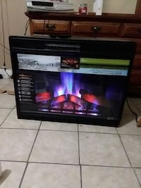 Electric fire place  Florence, 35634