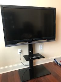 Sony 46inch LCD and stand Alexandria