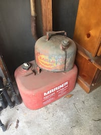 Vintage gas tanks Foley, 36535