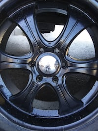 "22"" BOSS RIMS (6BOLT) Surrey"