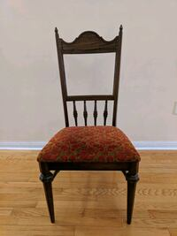 Oak Wood Chairs Toronto, M1B 6J4