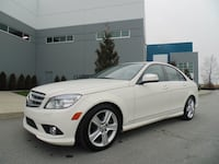 2008 Mercedes-Benz C300 4MATIC AUTOMATIC FULLY LOADED JUST MINT 118,000KM! NEW WESTMINSTER, V3M 0G6