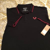 true religion polo shirt  Surrey, V3W 2B4