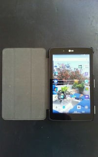 "Like new 7"" LG Tablet, can also be used as a phone Encinitas, 92007"