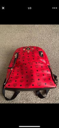 MCM book sack  New Orleans, 70131