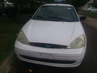 white Ford Focus 5-door hatchback Knoxville, 37931