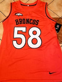 Broncos Jersey/Muscle Shirt. Grand Junction, 81505
