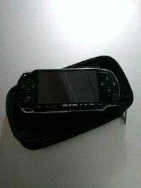 black Sony PSP with case Santa Ana, 92706