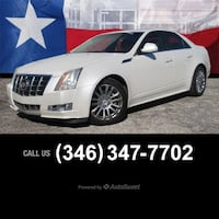 2012 Cadillac CTS Performance Houston