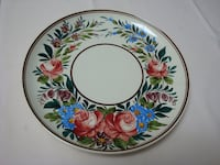 """Gorgeous wall decorating plate - 13"""" wide Newmarket"""