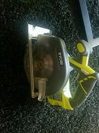 Ryobi 18V 6-1/2 in. Circular saw tool only