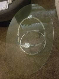 Glass table & mirror lamps