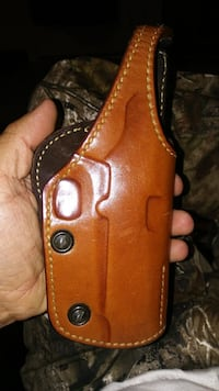 Galco gun leather holster