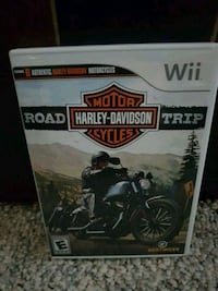 Harley Wii game with book Calgary, T1Y