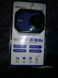 Vivitar Go Cam Action Camera/Camcorder with Mounts Reisterstown