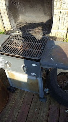 Gas grill