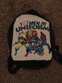 I love men in uniform backpack  Henderson, 89014